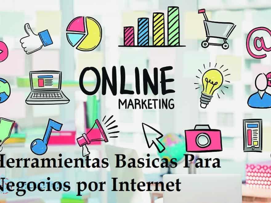 Herramientas Basicas Para Negocios por Internet
