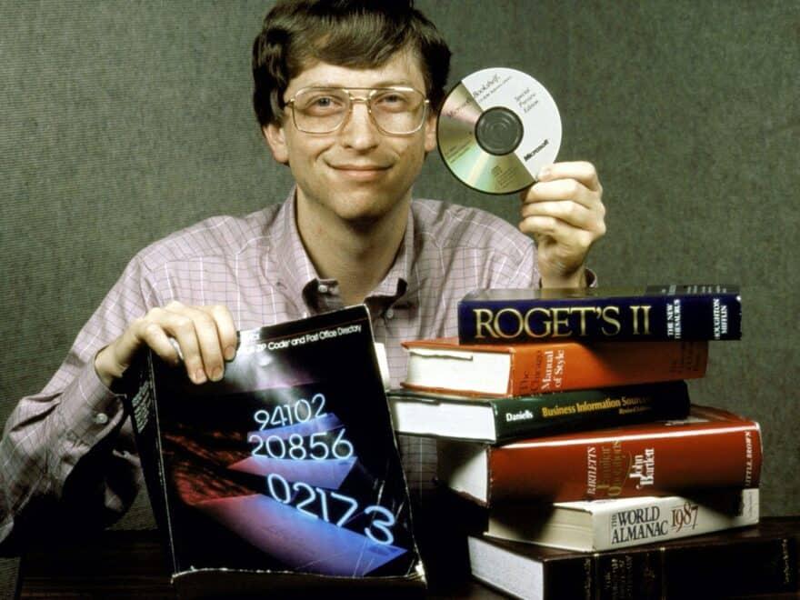 Diez Principios Del Exito Segun Bill Gates